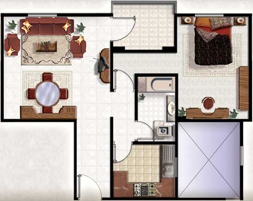 Foundation dezin decor furniture layouts for Small room 009 attention please