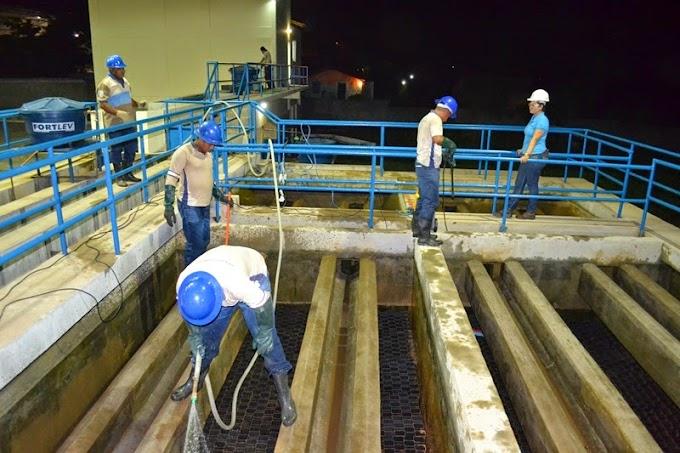 ETA Volta Redonda: SAAE paralisa fornecimento de água para manutenção nesta sexta-feira
