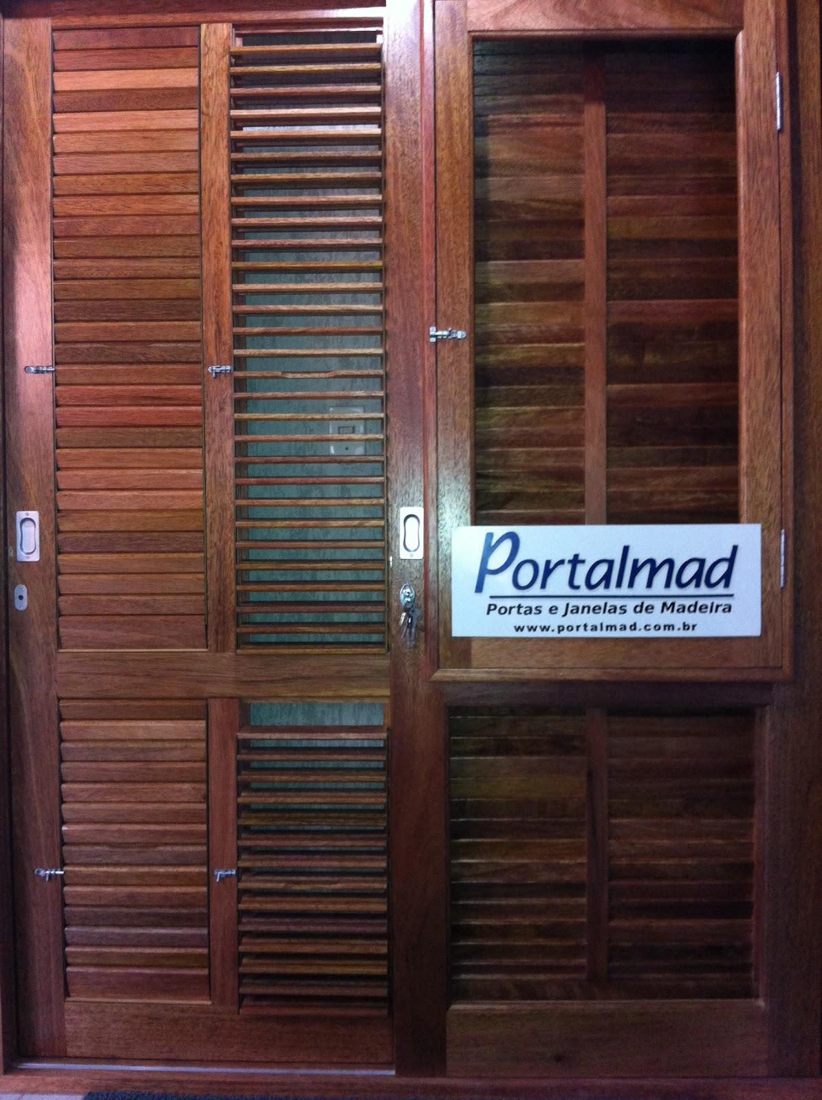 #2D639E Janelas soluções completas em esquadrias de madeira: Porta de  1204 Portas E Janelas De Madeira Em Valinhos