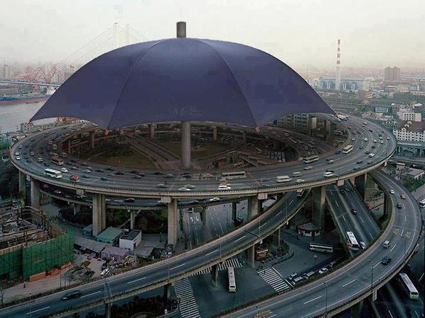 Biggest Umbrella