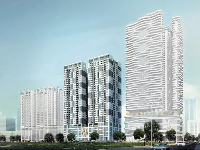 Chung cư Phú Mỹ Complex làm nóng thị trường BĐS năm 2015