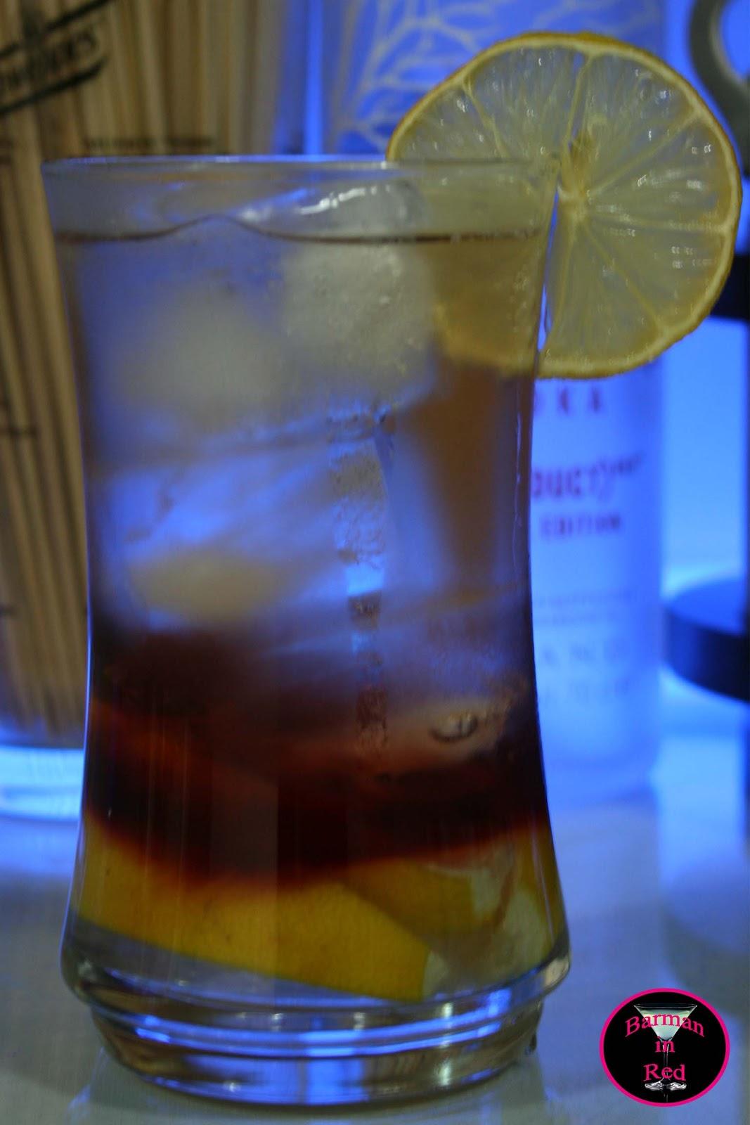 receta coctel