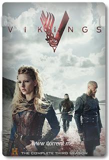 Vikings - Versão Estendida 3ª Temporada