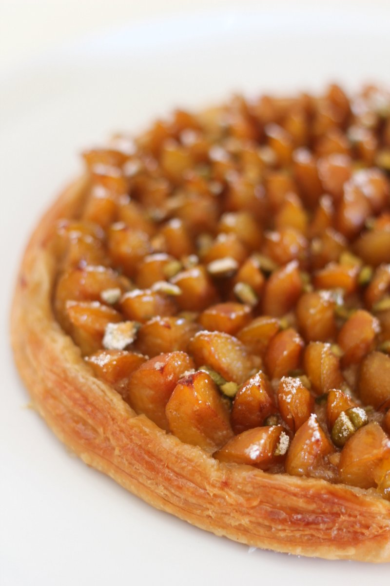 Tarte mirabelle et pistache blogs de cuisine - Recette avec des mirabelles ...