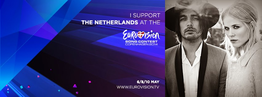 join us on eurovision the netherlands the common linnets. Black Bedroom Furniture Sets. Home Design Ideas