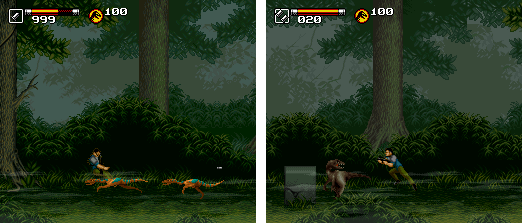 GAMES: Conheça Jurassic Park II: The Caos Continues o jogo mais irritante de finalizar Jurassique