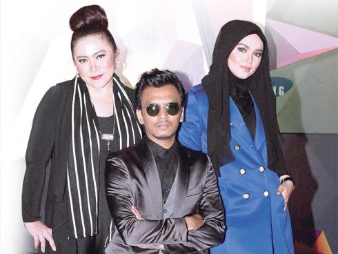 Malaysia, Berita, Gossip, Gosip, Hiburan, Selebriti, Artis Malaysia, Tiga, Inspirer, nadi, utama, AF2013, Datuk Siti Nurhaliza, Faizal Tahir, dan, Melly Goeslow