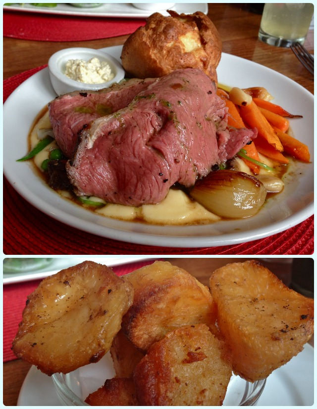 Parkers Arms - Beef Roast