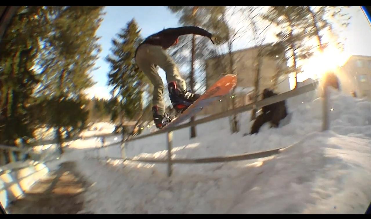 Maschera da Sci//Snowboard Alpina Bonfire