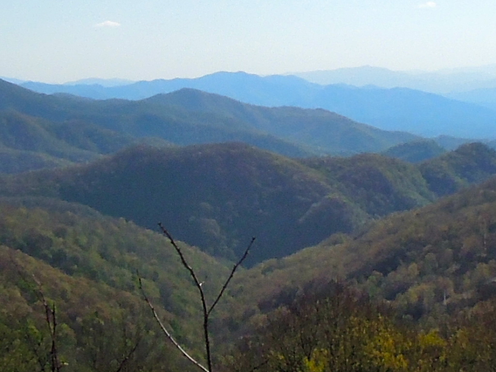 who named the blue ridge mountains - photo#36