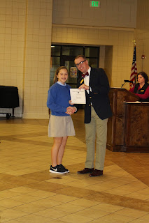 Montgomery Catholic Middle School Announces Honor Roll for First Semester 2