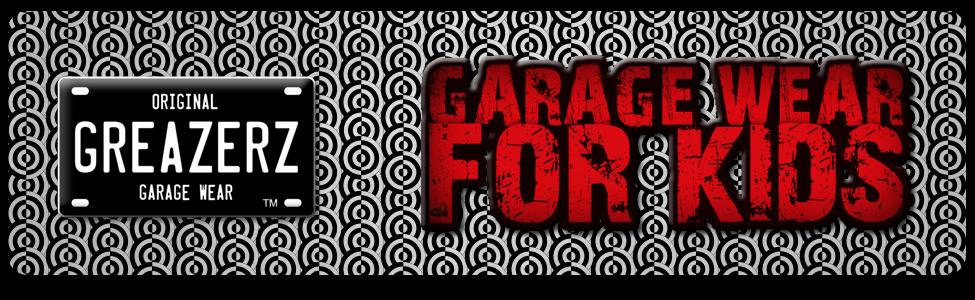 Greazerz Garage Wear