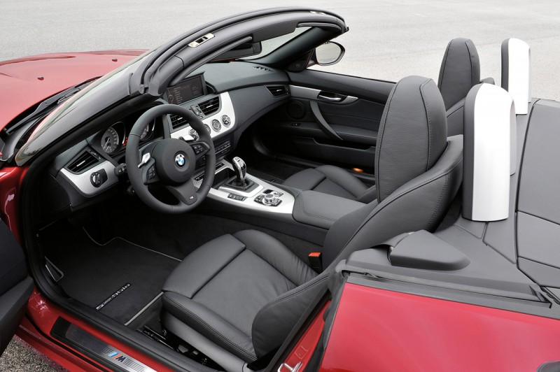 2011 bmw z4 blog2best android for Interieur z4 e85