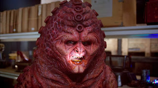 "The Zygons return in ""The Day of the Doctor"""