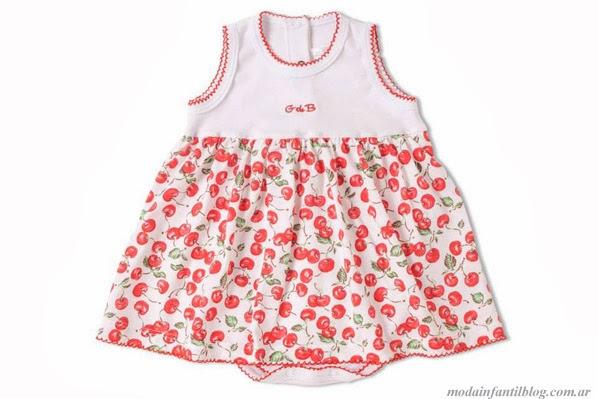 vestidos infantiles gabriela de bianchetti verano 2014