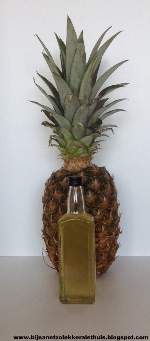 ananas-siroop-gember-afbeelding