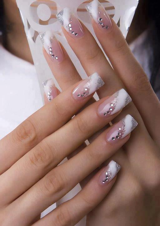 Nail Art Images and Tutorials: Elegant French Manicure