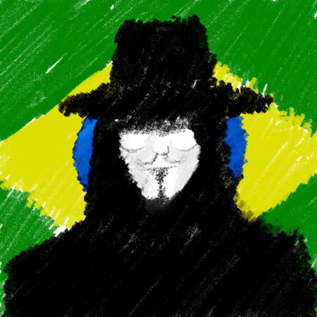 brasil, V, v for vendetta