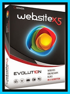 WebSite X5 Evolution 10 Full Version With Crack