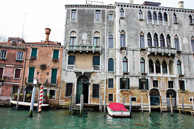 Venice Italy Building
