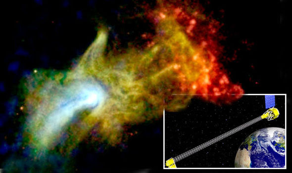 Have NASA Scientists Discovered GOD 17,000 Light Years Away?