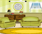 Solucion Green Sitting Room Escape Guia
