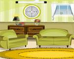 Solucion Green Sitting Room Escape Guia