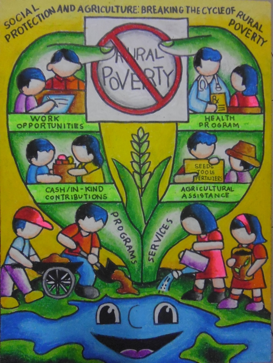 Foodys Home And Garden Gazette World Food Day Poster Contest For