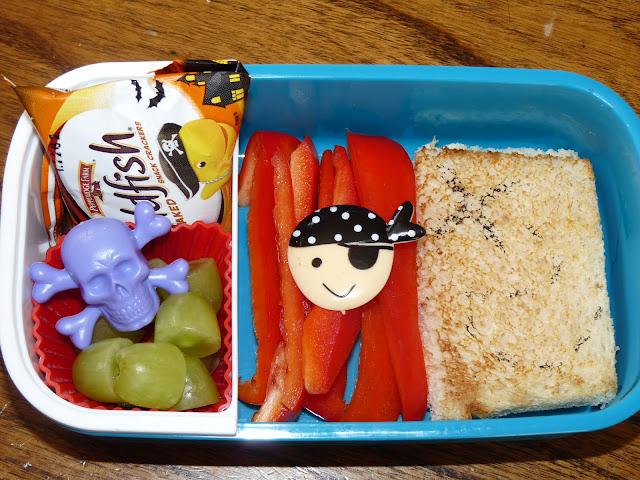 jake neverland pirates bento lunch