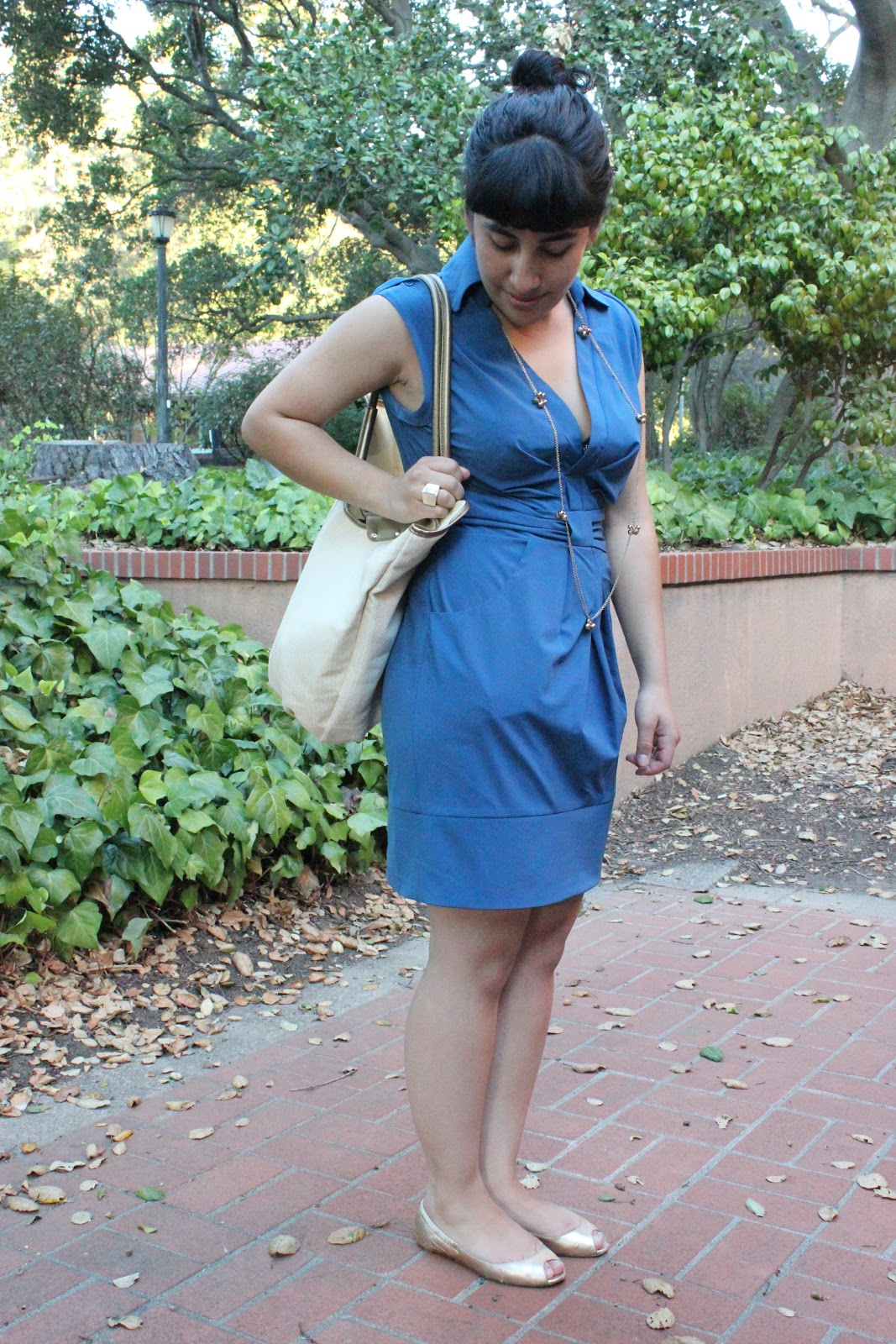 Forever 21 Office Style Dress