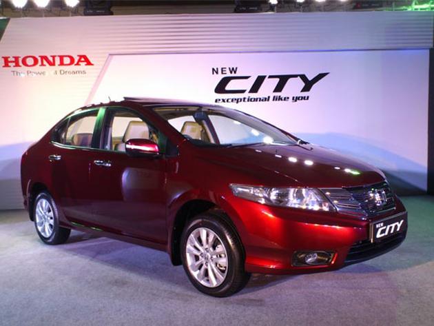 Lái thử dòng xe Honda City bản 2017 cải tiến mới