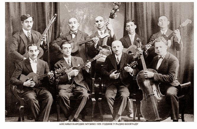 Ansambl RADIO BEOGRADA 1929