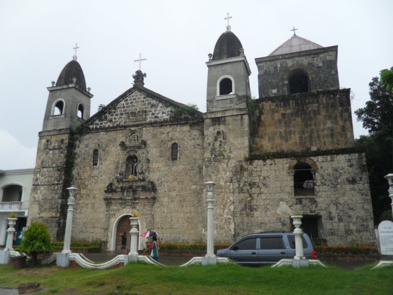 SAM_5608 - Tigbauan Parish Church, Tigbauan, Iloilo Province - Philippine Photo Gallery