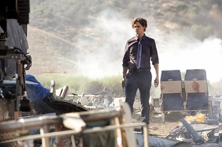 Criminal Minds - Episode 10.03 - A Thousand Suns - Promotional Photos