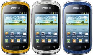 Harga dan Spesifikasi Samsung Galaxy Music DUOS