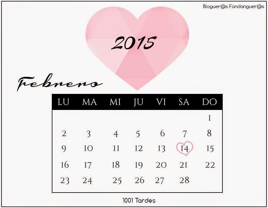 Calendario 2015: Febrero2