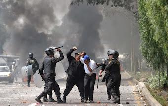 Ocho policías y 11 médicos, a juicio por tortura a pobladores de Atenco