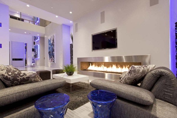 25 Contemporary Living Room Design Ideas With Pictures