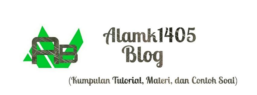 Alamk1405 Blog