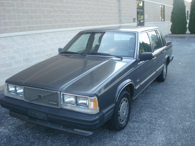 Check Out This Car 95kMile 1985 Volvo 740 GLE Turbo Diesel