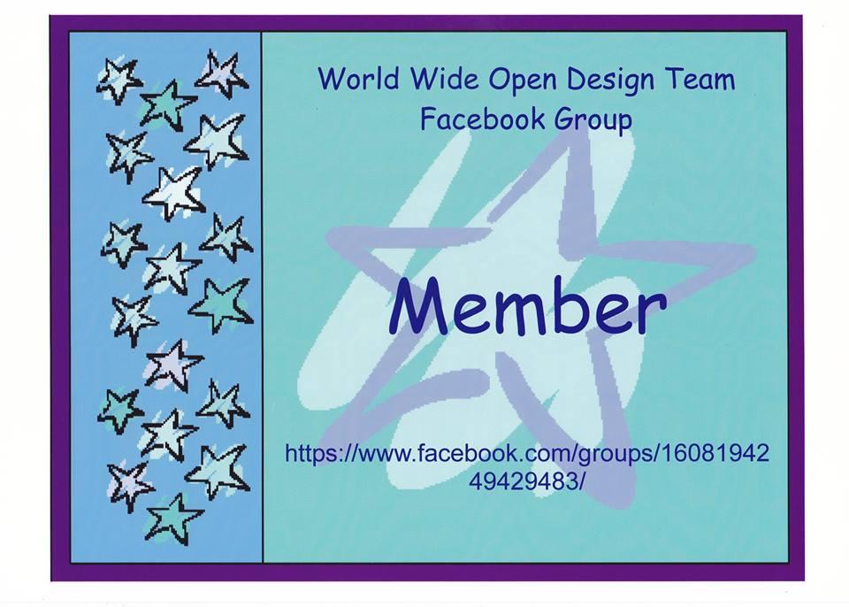 World Wide Open Design Team Facebook Group