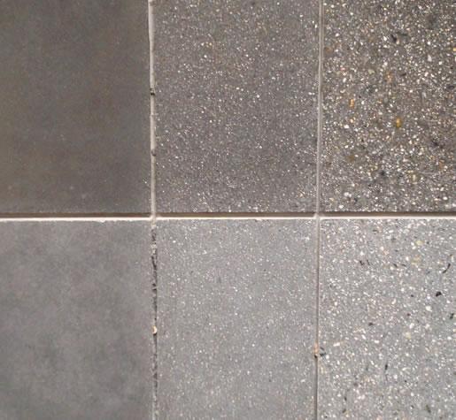 Concrete finish types