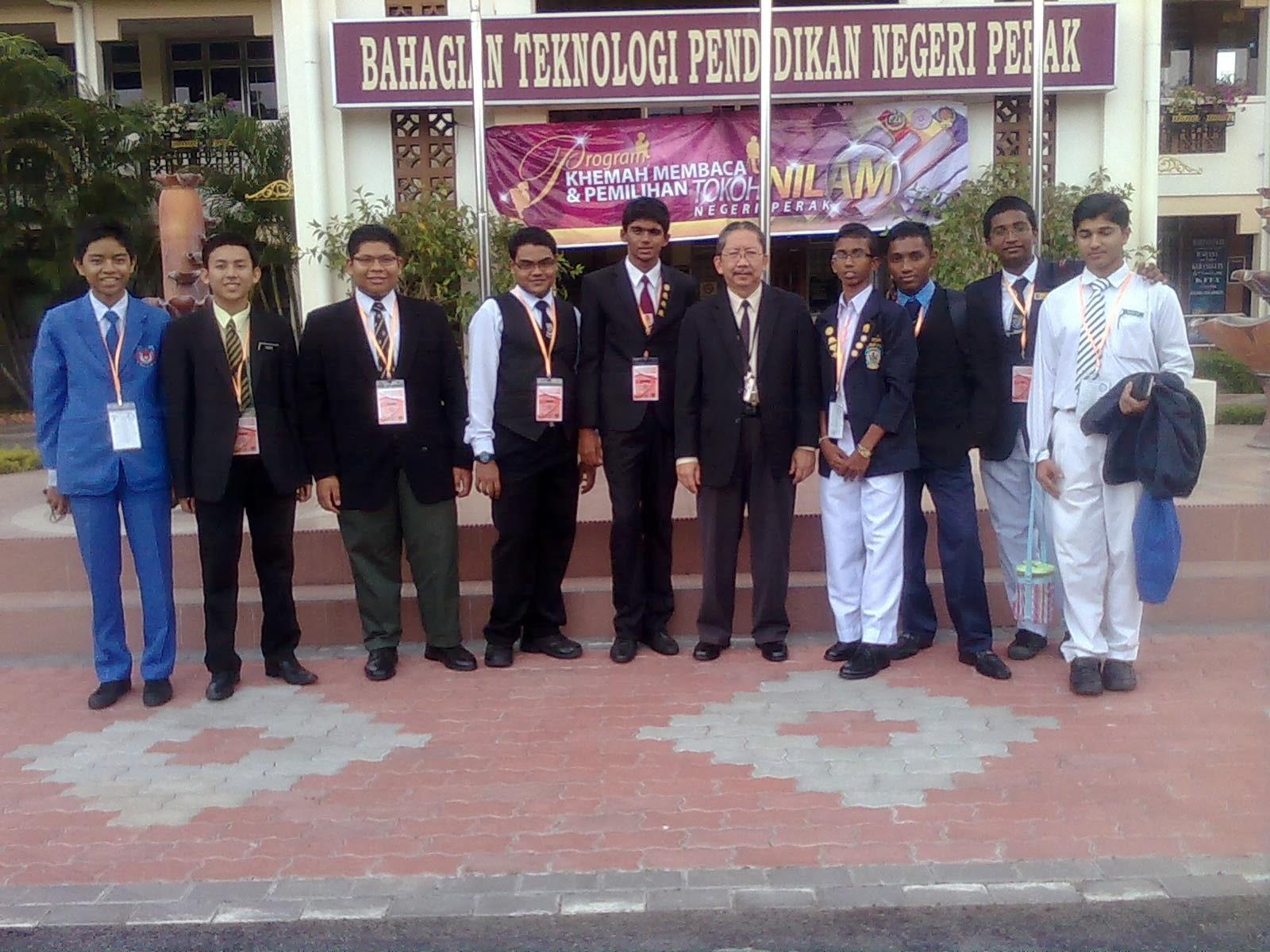 Khemah Membaca dan Pemilihan Tokoh Nilam Negeri Perak 2013