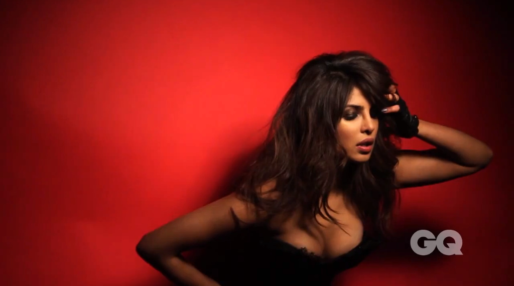 Priyanka Chopra Gq Magazine Hot Shoot Stills She S Making