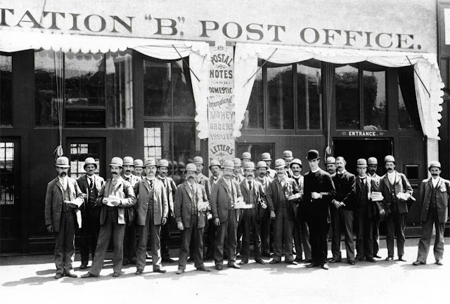 San Francisco Postal Workers