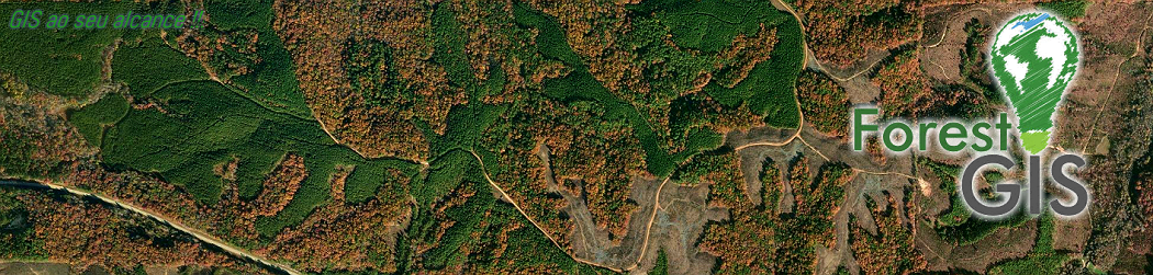 FOREST-GIS : O seu portal de geotecnologias! Geo/GIS, ferramentas, shapefiles para download etc...