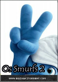 Capa Baixar Filme Os Smurfs 2 Dublado (The Smurfs 2) 2013   Torrent Baixaki Download