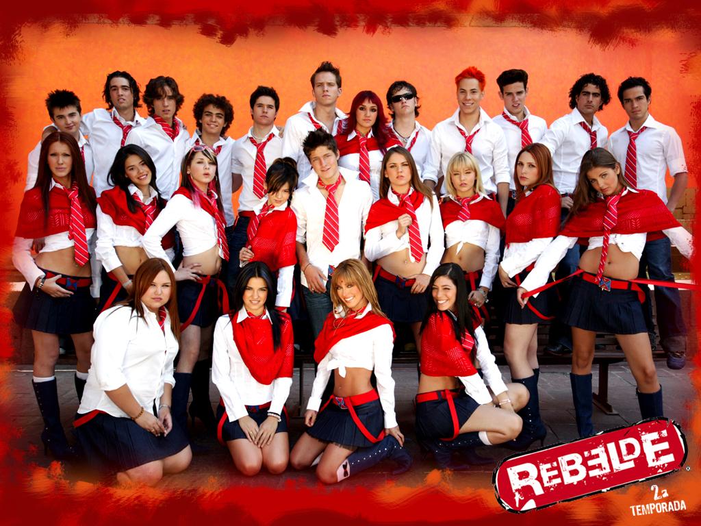 imagens para celular dos rebeldes - RBD Fotos VAGALUME