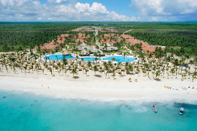 punta cana from sky punta cana beach Punta Cana Beach Pics and Photograph