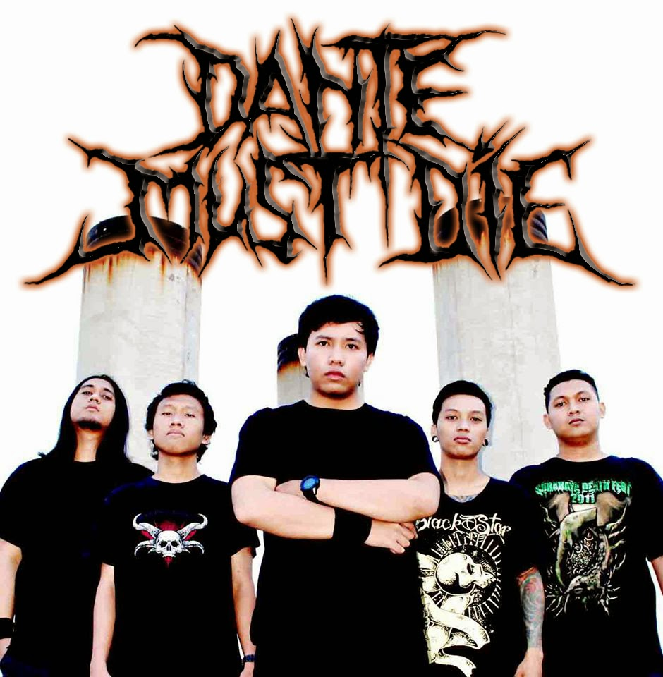 Dante Must Die Band Melodic Death Metal Surabaya Foto personil lagu wallpaper